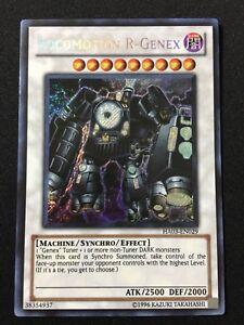 Yu-gi-oh-Locomotion-R-Genex-HA03-EN029-Secret-Rare-Mint-NM-X1