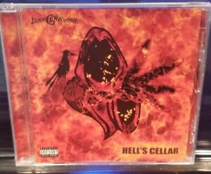 Insane Clown Posse - Hell's Cellar CD 1st Press 2018 psychopathic records gotj
