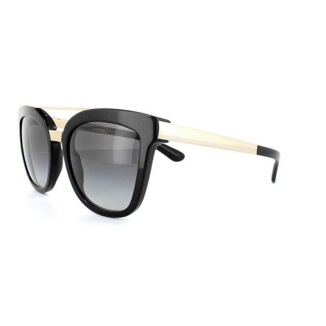 Dolce&Gabbana Gafas de Sol 4269 501 / 8G Negras Grises Degradadas
