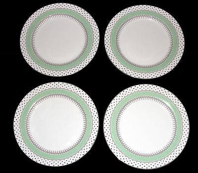 More! 4 Grace/'s Teaware Pink Roses Floral Dinner Plates Spring Home Decor New