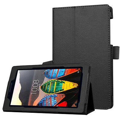 Flip Floding Leather Case Stand Cover for Lenovo Tab3 7 Essential(710F/710I)