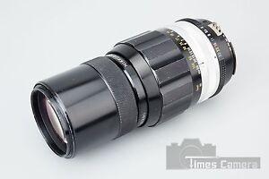 Nikon-Nikkor-Q-C-Auto-200mm-f-4-f-4-Ai-Lens