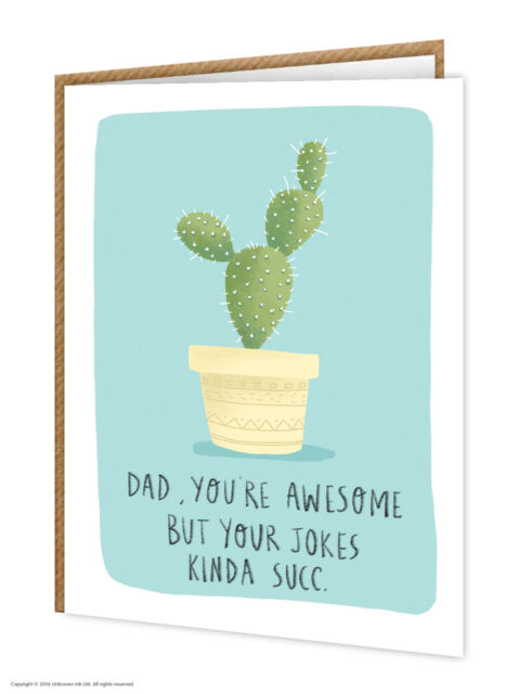 Birthday Greetings Card Dad Funny Comedy Humour Novelty Cheeky Joke