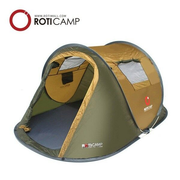 redICAMP   One-Touch PopUp Tent    Comport Camping  hot sports