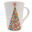 Room-Creative-BRIGHT-TREE-Christmas-Mug-Tall-Cup-2013-Signature-Housewares thumbnail 2