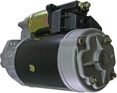 New Starter for John Deere Backhoe Loader 410D 510D 710D Combine 2056 2058 2064 Cotton Picker 9965 Engine 6059 6068 6076 Skidder 540E Tractor 4055 4255 4455