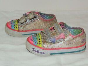 Skechers Twinkle Toes Shoes Shuffles