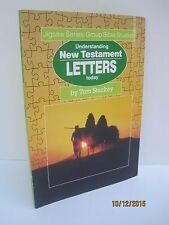 Understanding New Testament Letters: Jigsaw Bible Study Series by Tom Stuckey