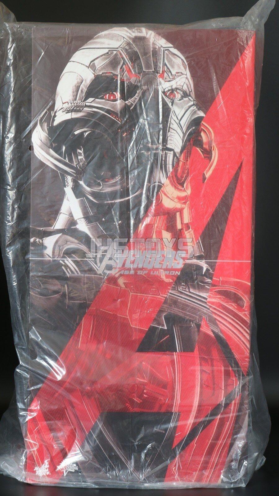 Hot Juguetes 1 6 Avengers Edad de Ultron aou Ultron Prime MMS284
