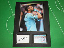 Manchester City Gael Clichy Signed 2013/14 Premier League Champions Mount