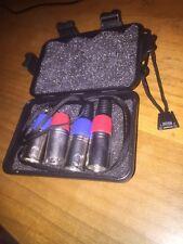 5/3pin Dmx Kit Tester tool made for clay paky martin avolite Robe varilite cased