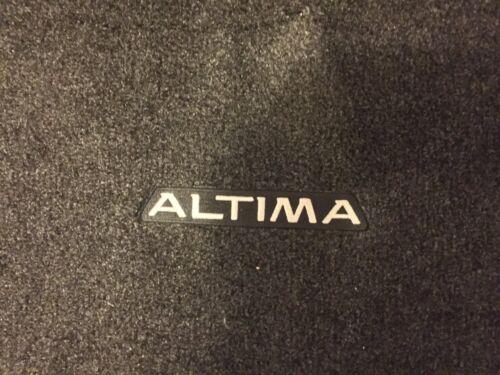 Genuine 2013-2018 Nissan Altima OEM Premium Truck Mat