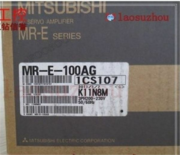 1Pcs New MR-E-100AG Mitsubishi Servo Driver ot