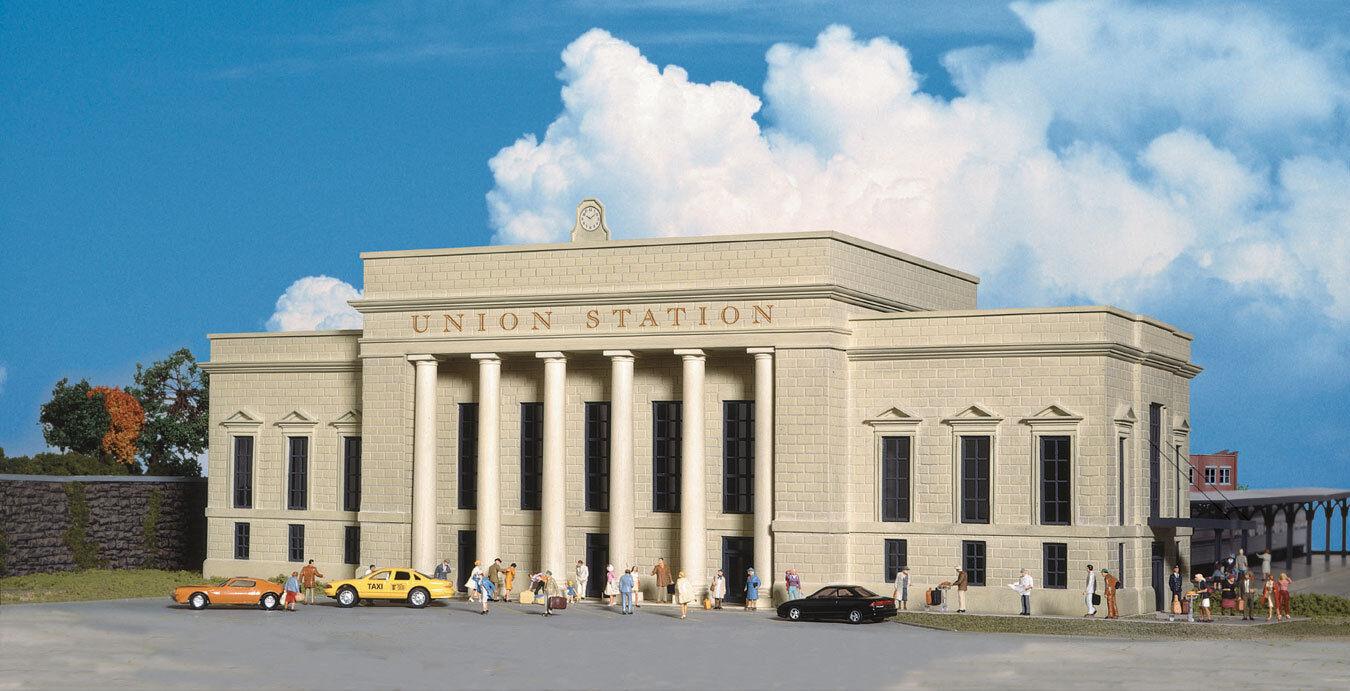 Spur HO -- Kit stazione ferroviaria Union Station -- 3094 NUOVO