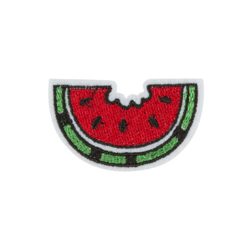WATERMELON IRON ON PATCH CRAFT FREE DELIVERY AMERICANA GREAT QUALITY