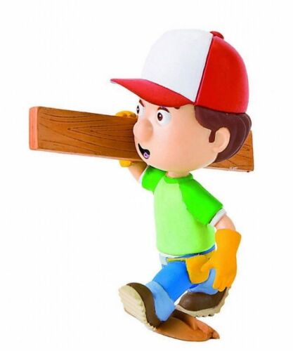 Manny with Plank BULLYLAND DISNEY HANDY MANNY FIGURE