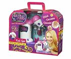 Easy Nail Children Girl Kids Spa Kit One Touch Paint Polish Decorate Dazzle