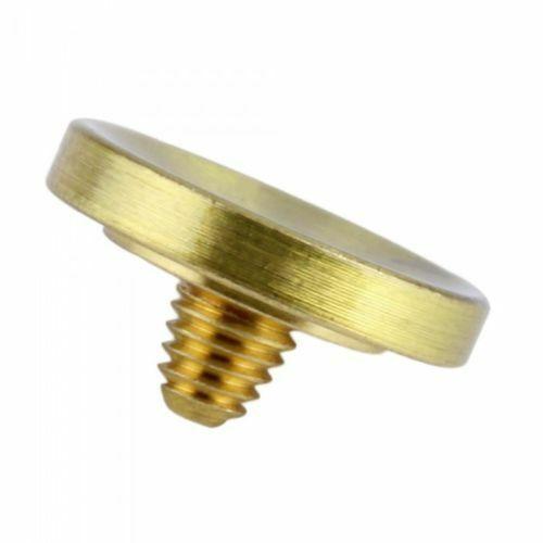 11mm GOLD Concave Shutter Release Button For Fuji X30 XE2 XT10 XT100S LEICA M