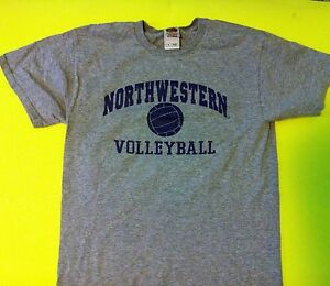 Vintage college volleyball t-shirts