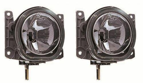 Citroen Relay Mk2 2002-2007 Front Fog Light Lamp Pair Left /& Right