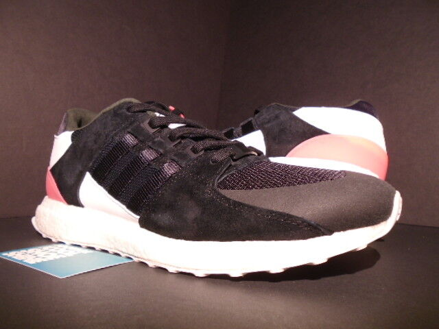 ADIDAS BLACK EQUIPMENT SUPPORT ULTRA CORE BLACK ADIDAS TURBO PINK WHITE BOOST NMD BB1237 11 dccdba