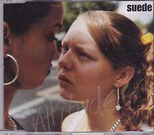 Suede-Attitude Promo cd single