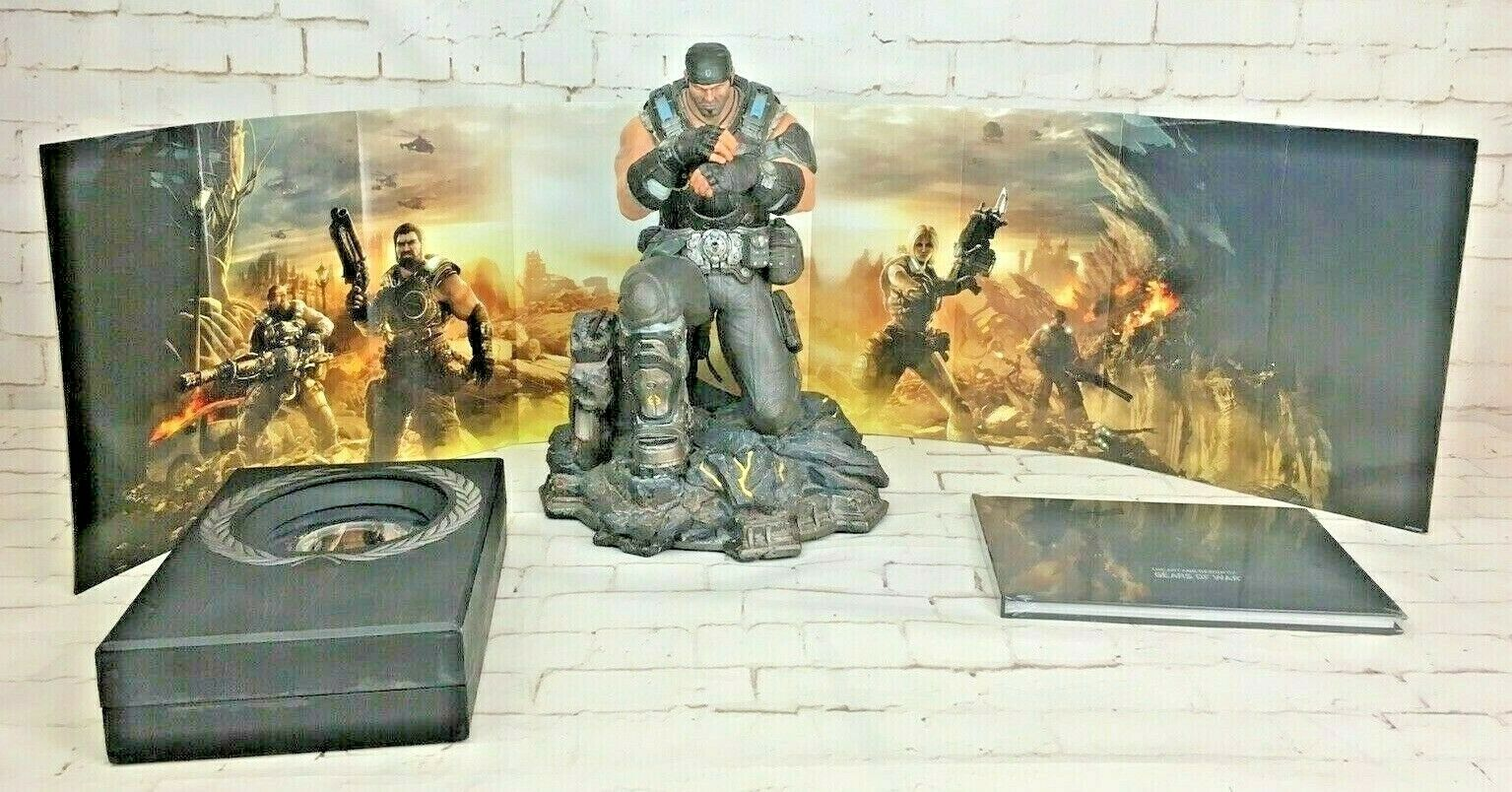 Gears of war 3 Epic Edition Collectors Special Edition XBOX 360