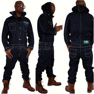 Brooklyn-Mint-Mono-Vaqueros-Mono-Urban-Hip-Hop-Hop-Jeans-Time-Is-Money-Hombre