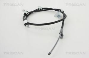 Feststellbremse für Bremsanlage TRISCAN 8140 131149 Seilzug