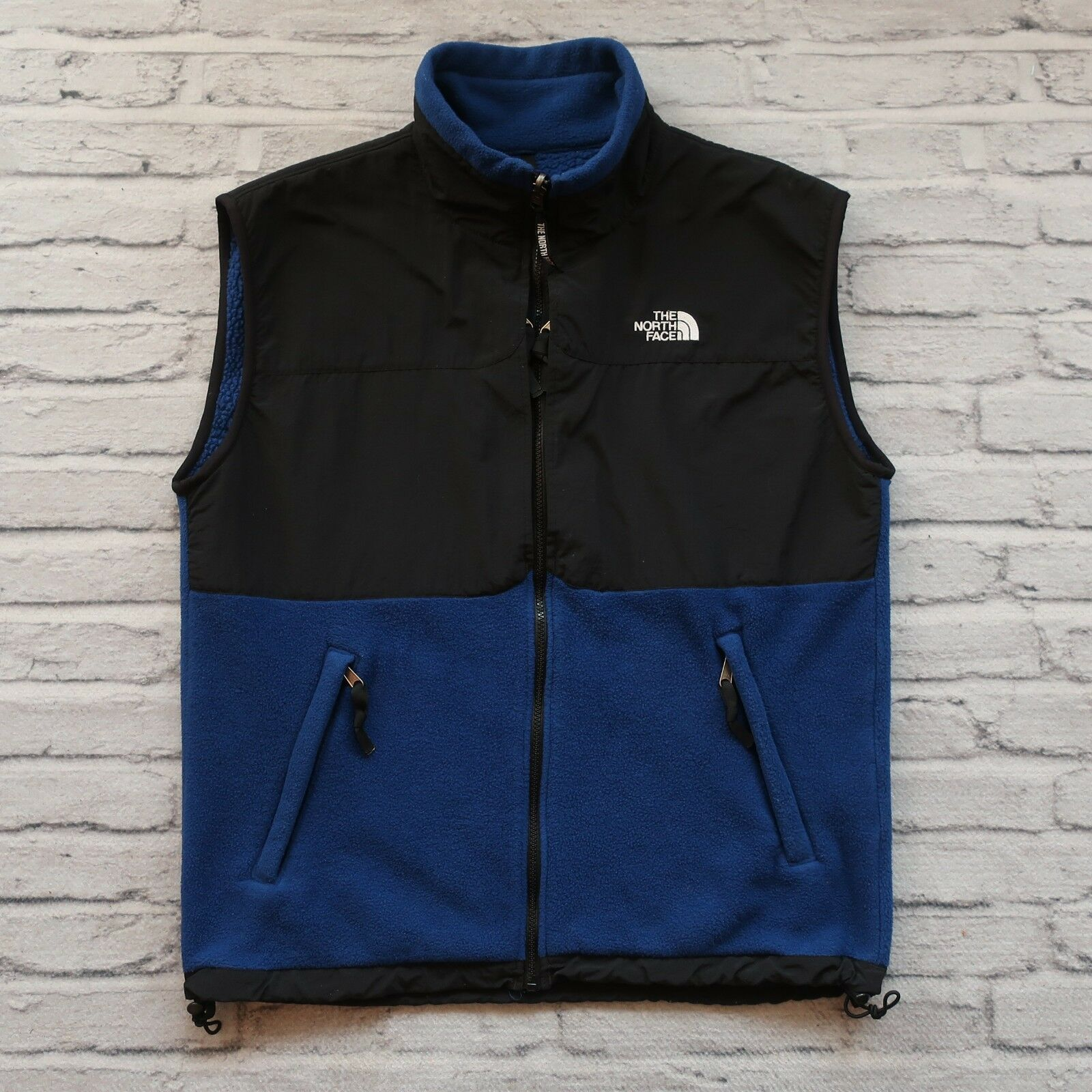 Vintage 90s North Face Polar Fleece Vest Size L