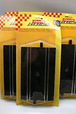 Carrera 1/32 - 5 stück packung Schienen gerade versiegelt Car Racing