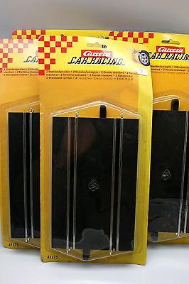 Carrera 1/32-5 Stück Packung Schienen Gerade Versiegelt Car Racing Aromatic Flavor Kinderrennbahnen