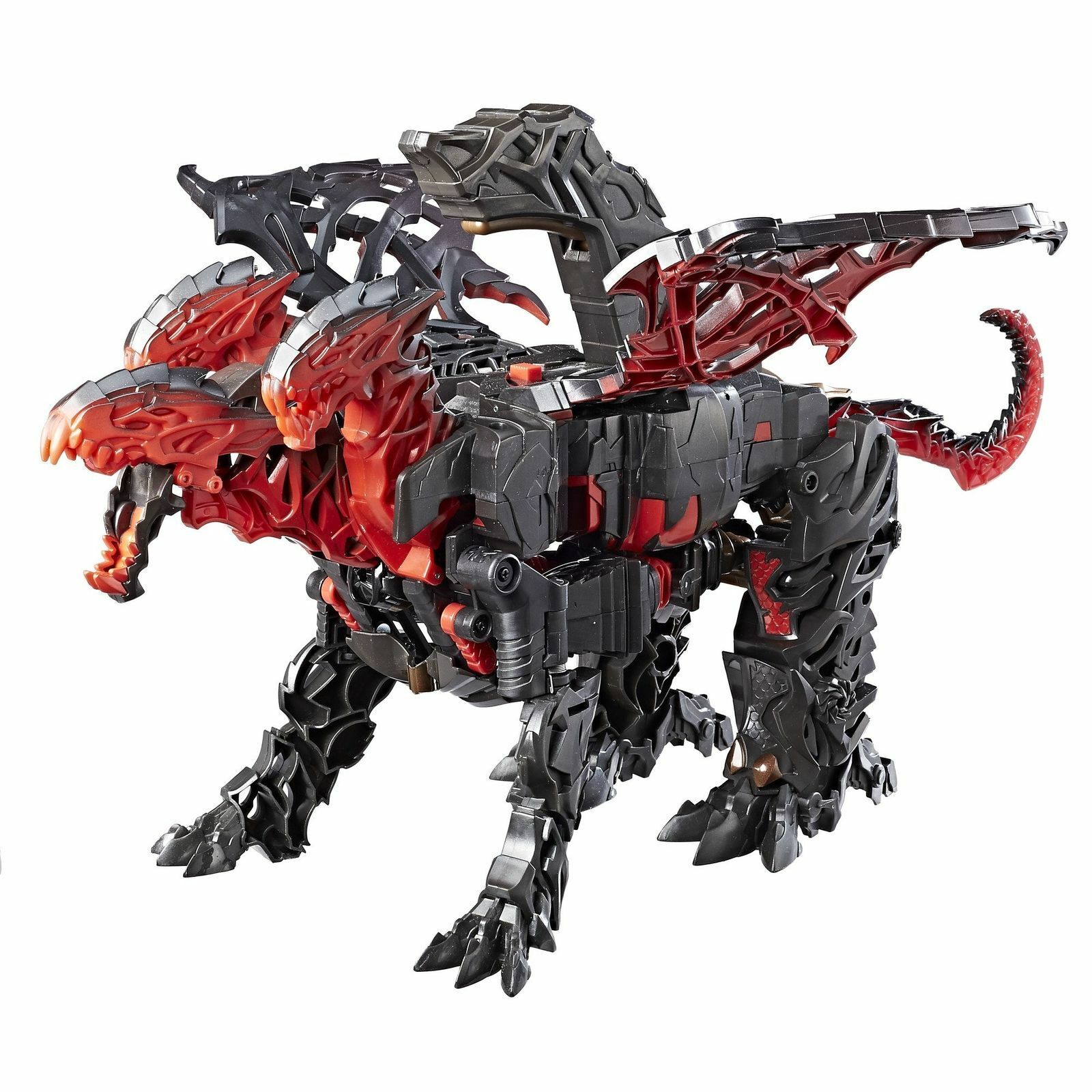 Transformers The Last Knight DRAGONSTORM    Turbo Changer 20 sounds & Cyberfire