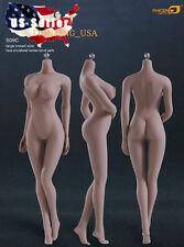 Phicen 1/6 Female Seamless Figure Body L Bust SUNTAN Steel Skeleton S09C ❶USA❶