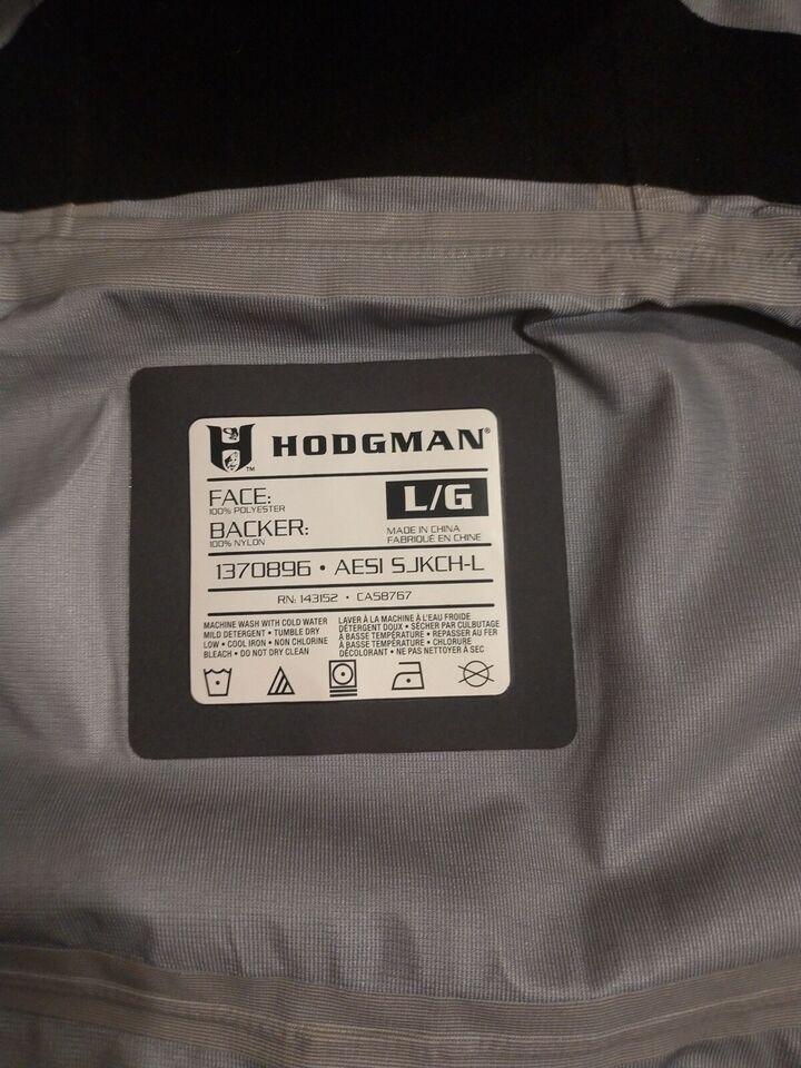 Fiskebeklædning, Hodgman