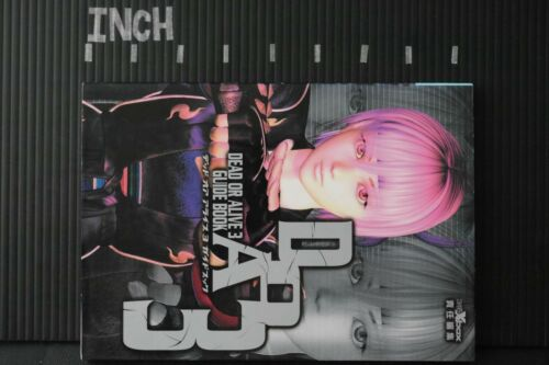 JAPAN Dead or Alive 3 DOA3 Guide Book