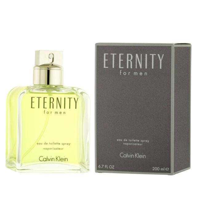Calvin Klein Eternity For Men 200 Ml Eau De Toilette Spray Günstig Kaufen Ebay