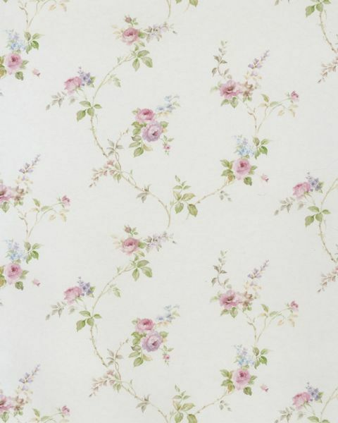 PR33811 - Floral Prints 2 floral Multicoloured Galerie Wallpaper