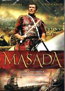 DVD-034-Masada-034-Peter-O-039-TOOLE-peter-STRAUSS-neuf-sous-blister