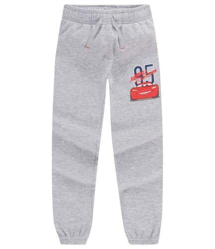 Garçons Short Pantalon Jogging Disney Cars Bleu Gris 98 104 110 116 128 #306