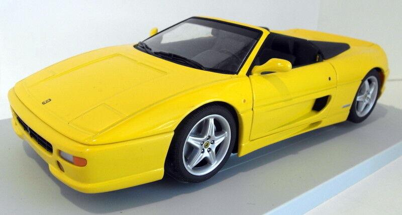 Sin impuestos UT Models 1 18 18 18 Scale diecast - 180 074031 Ferrari F355 Spider 1994 amarillo  descuento de bajo precio
