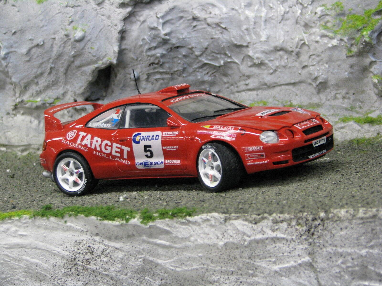 QSP Toyota Celica GT-Four 1 24  5 Nijhof   Vedders Marchall Conrad Euregio Rally