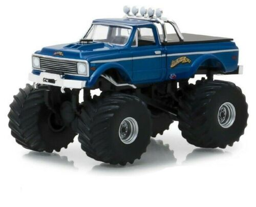 1970 Chevrolet K10  Truck USA-1 Heritage *** Greenlight Kings of Crunch 1:64 NEU