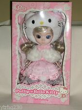 Pullip x Hello Kitty Figure Doll Sanrio 2007 Jun planning Unopened NIB Rare!