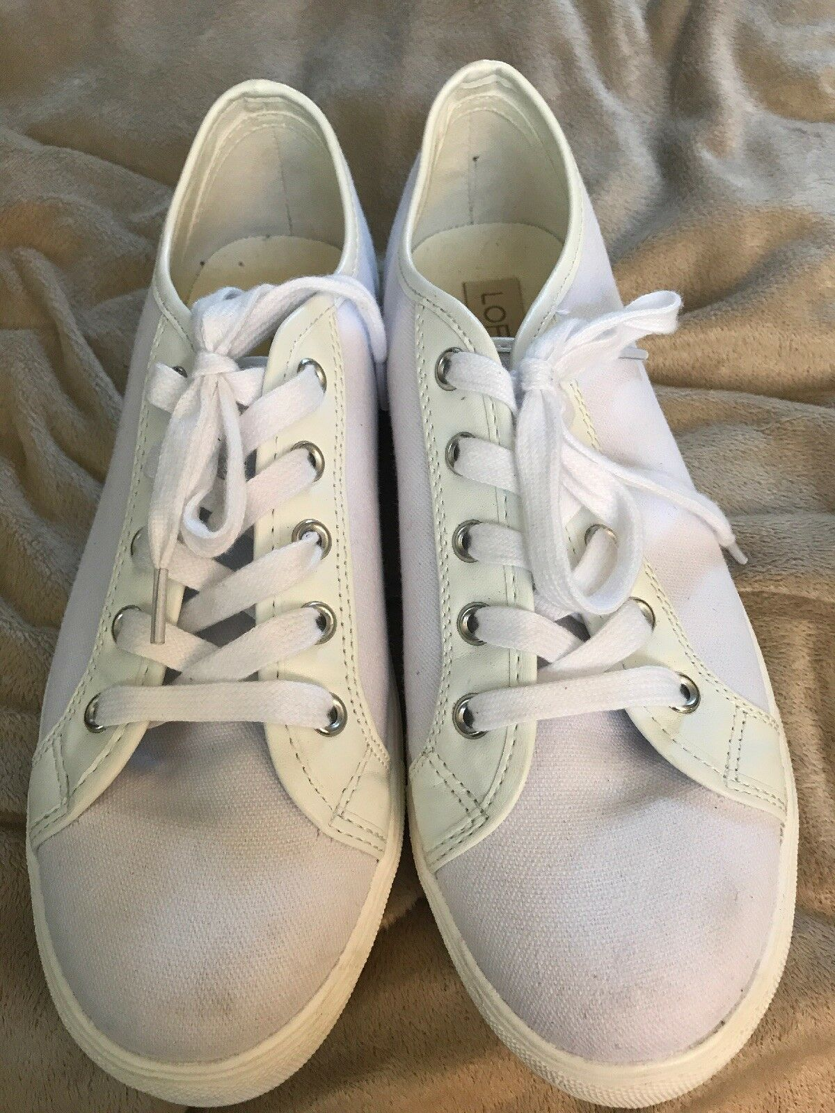 Man's/Woman's loft White Sneaker the of most convenient a variety of the Maintenance capability 6b61dd