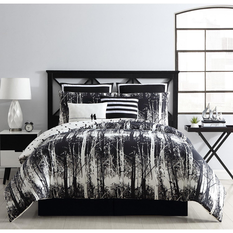 Marimekko Ajo Bedding Twin Xl Black White For Sale Online Ebay