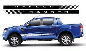 FORD-RANGER-side-Graphics-any-Colour