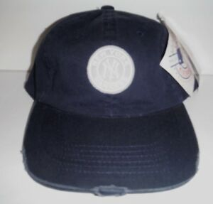 Image is loading New-York-Yankees-Authentic-Unstructured-Distressed-NWT-Hat- 04a2b16b678