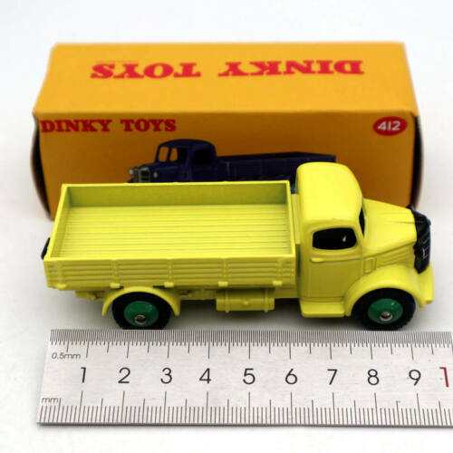 Atlas Dinky toys 412 Camion Austin Wagon Truck Diecast Models Car Collection