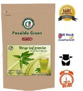 Industrieux Mango Leaf Tea Puissant Detox Sains De Sucre Dans Le Sang 20 Intercalaires-afficher Le Titre D'origine Nombreux Dans La VariéTé